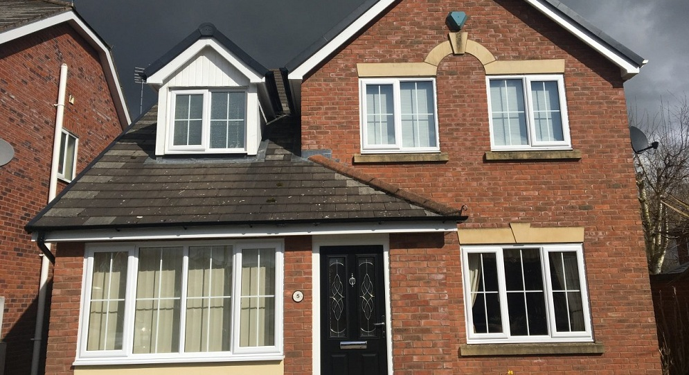 UPVC windows and doors in Shropshire