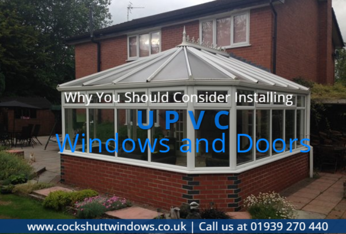 Know the Undeniable Advantages of Using UPVC Windows and Doors