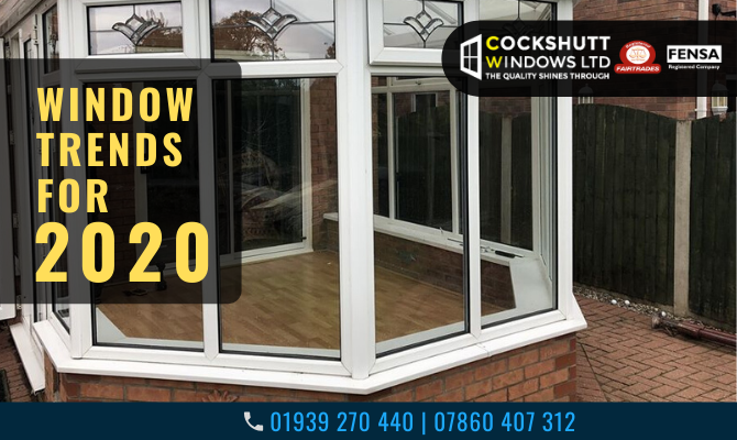 Installing Double Glazed Windows? Know The Latest Trends For 2020