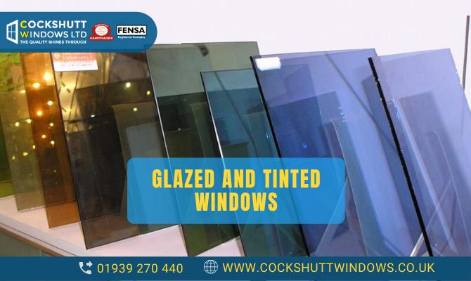 Tinted Double Glazed Windows